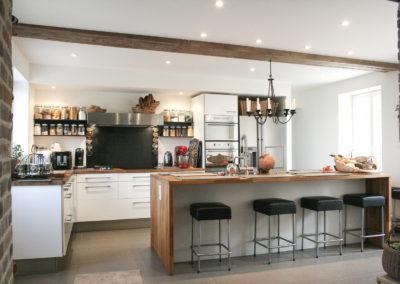 cuisine moderne architecte d'intérieur Bourgogne JC Bounon