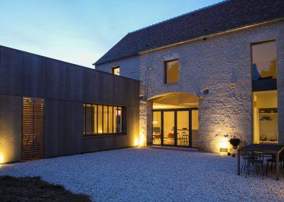 jcbounon architecte contemporain maitre d'oeuvre yonne bourgogne